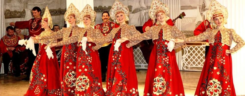 On Russian Folklore