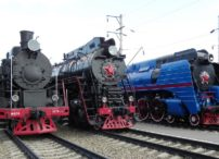 Novosibirsk Train Station_Transsib Railway Museum