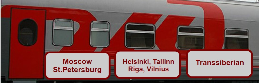 train with directions