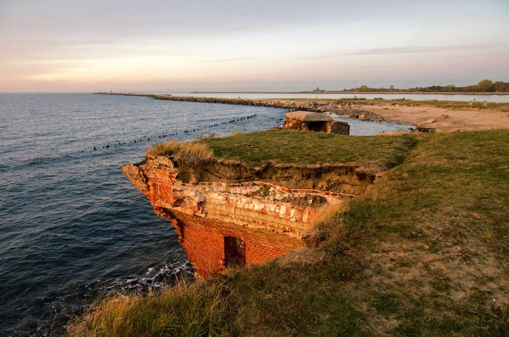 Baltiysk - Fort of 1869