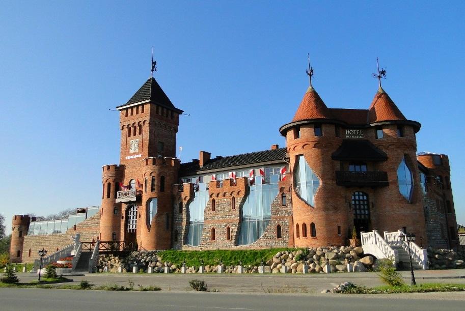 Kaliningrad - Castle Nesselbeck